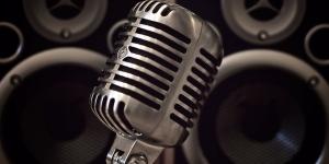 Запись электрогитары микрофоном